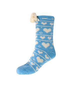 Buy Pom Pom Slipper Sock