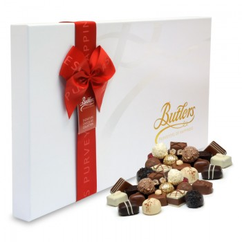Buy Butlers Deluxe Rigid Presentation Box, with 72 Chocolates
