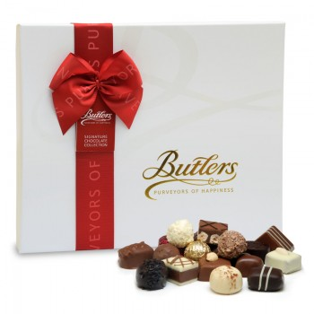 Buy Butlers Deluxe Rigid Presentation Box, with 53 Chocolates