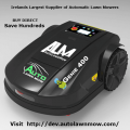 Robotic Automatic Lawn Mower